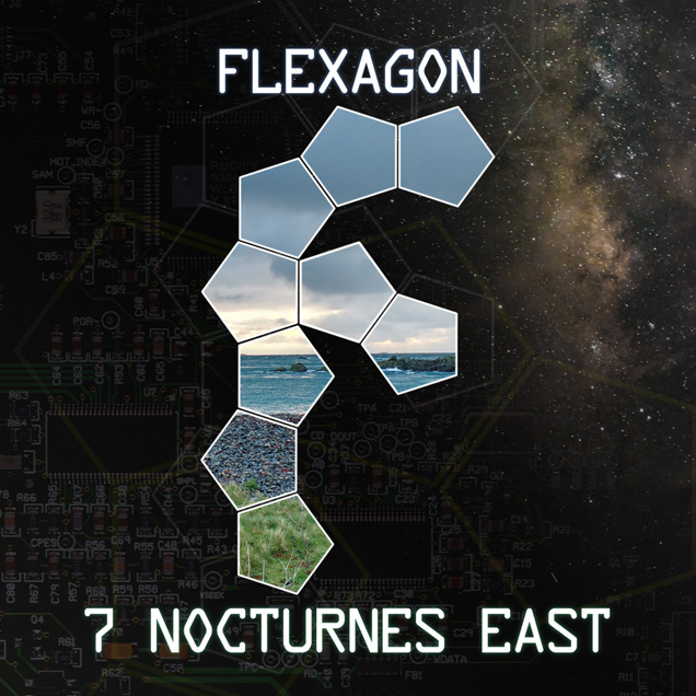 Flexagon - 7 Nocturnes East Small